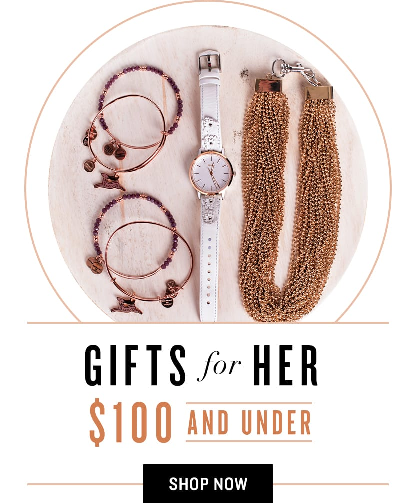 Gifts for Her $100 and Under