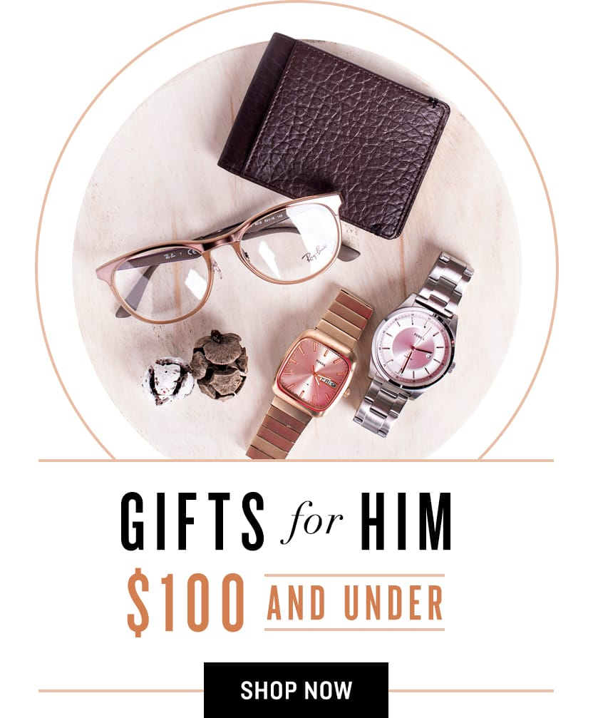 Gifts for Him $100 and Under