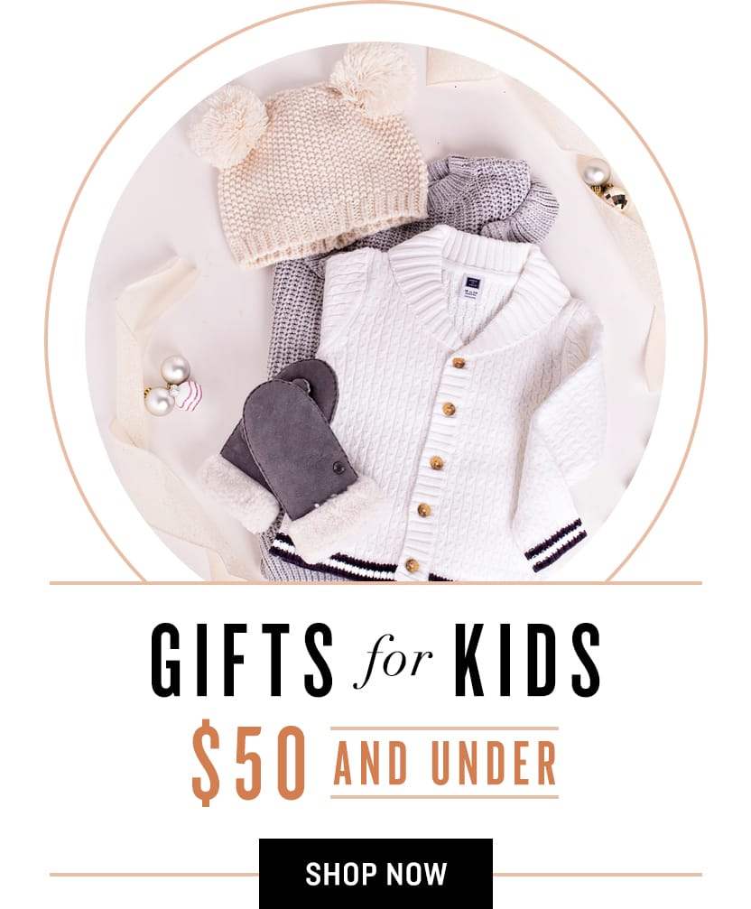 Gifts for Kids $50 and Under