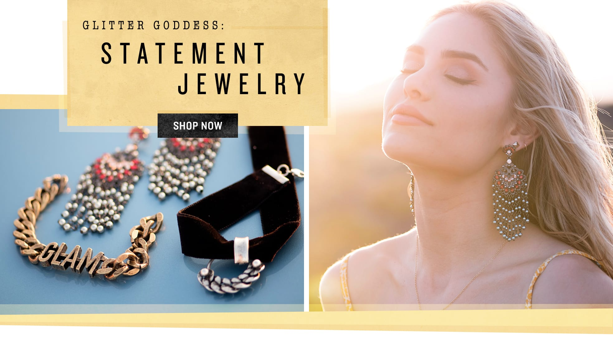 Shop Statement Jewelry