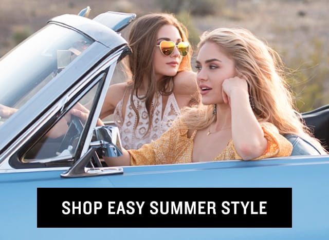 Shop Easy Summer Style