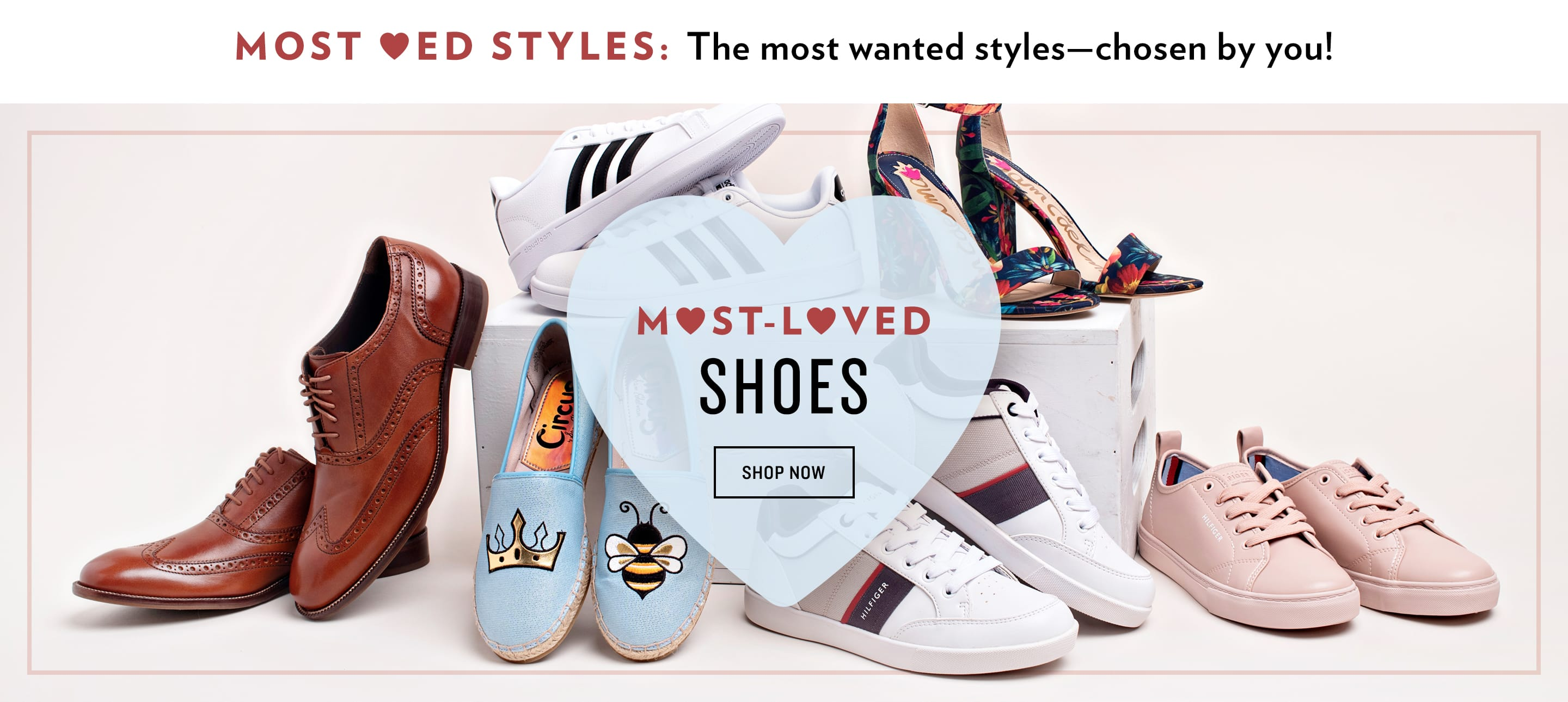 Most-Loved Shoes
