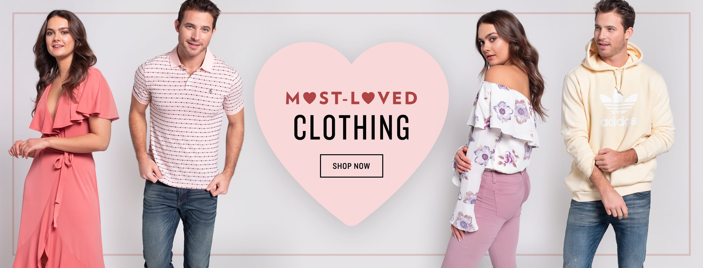 Most-Loved Clothing