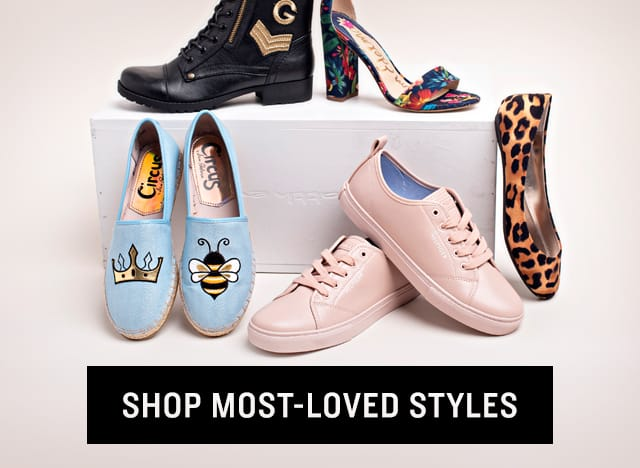 Shop Most-Loved Styles