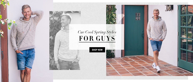 Men's Spring Styles