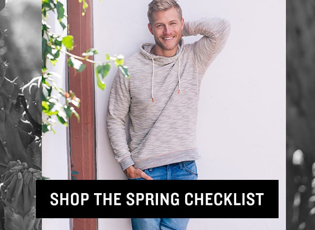 Spring Checklist