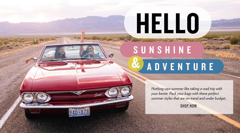 Shop All Summer Lookbook
