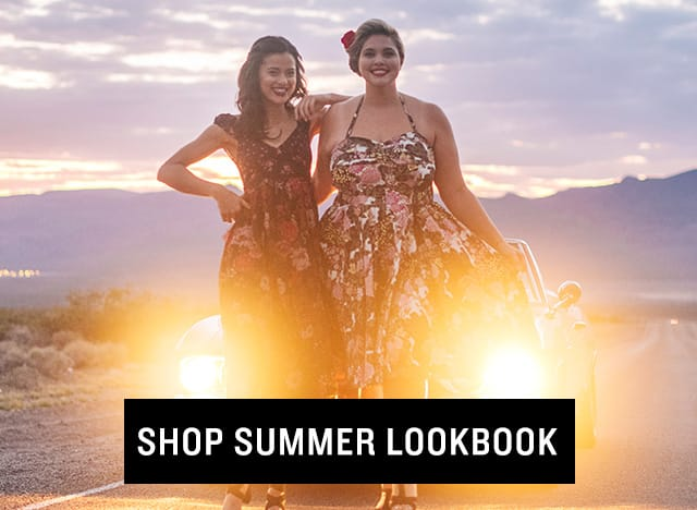 Shop Summer Lookbook