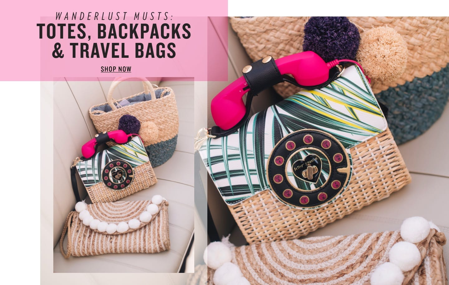 Totes, Backpacks & Travel Bags