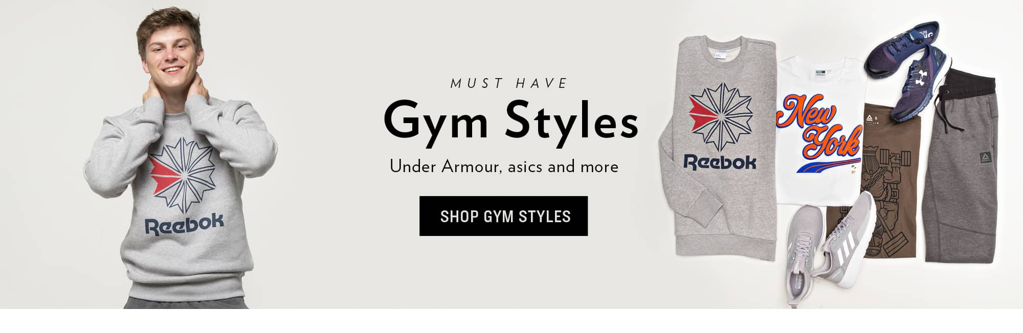 Shop Gym Styles