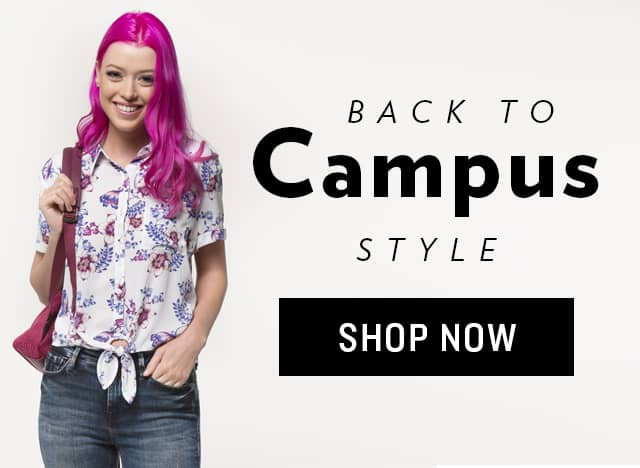 Back to Campus Women's