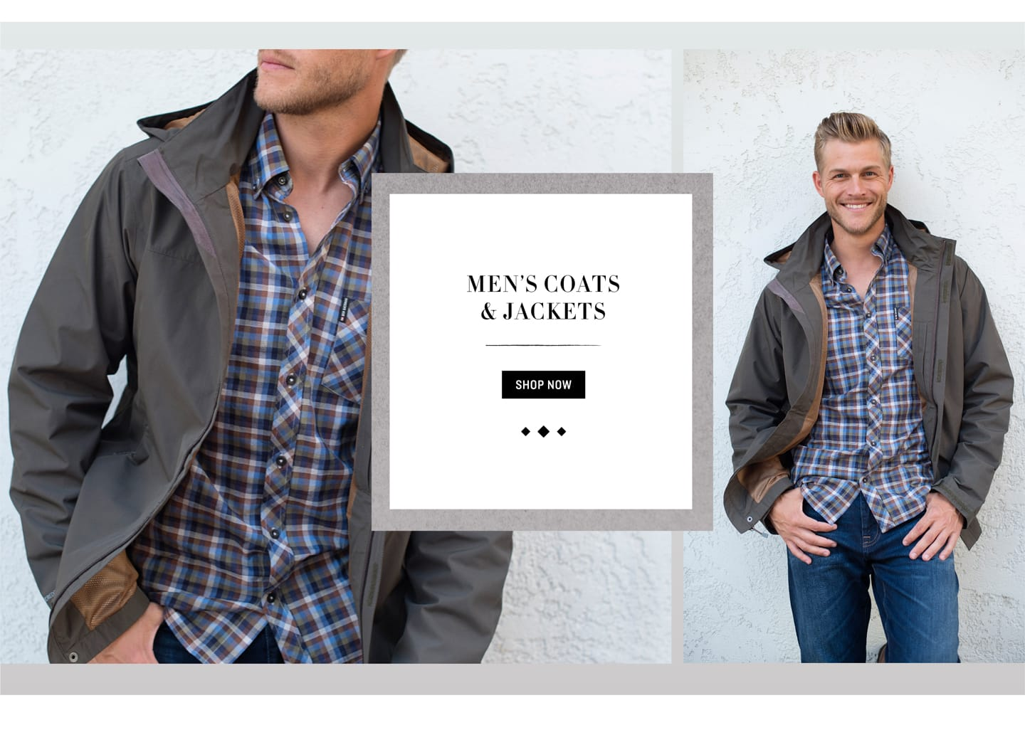 Shop Men's Coats & Jackets