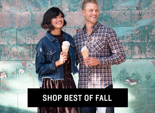 Shop Best of Fall Lookbook