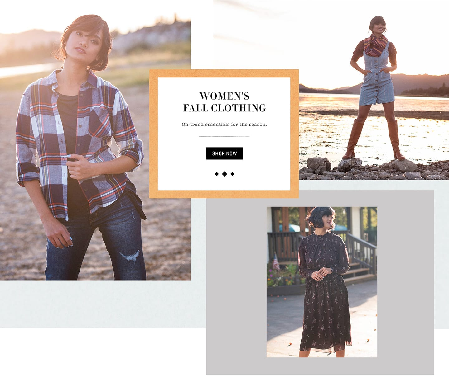 Shop Women's Fall Clothing