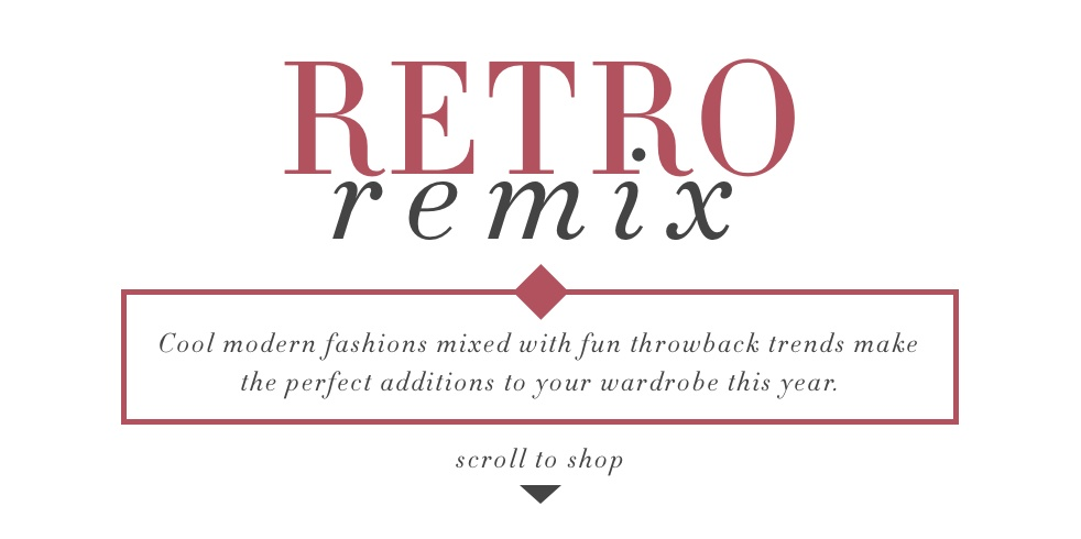 Retro-Remix