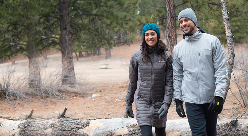 A 1/23 - Men's & Women's Outdoor Coats