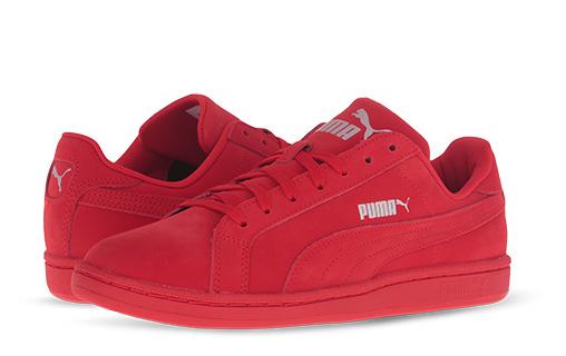 B 1/23 - Red PUMA Sneakers