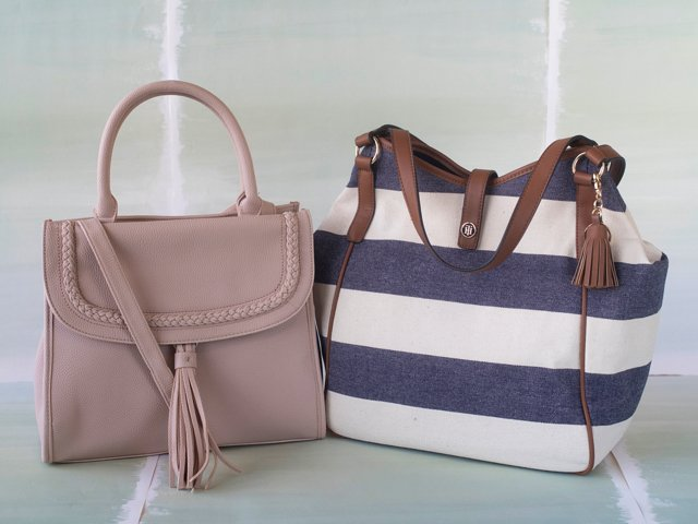 A 2/27 - SPRING PREVIEW: Shop Bags