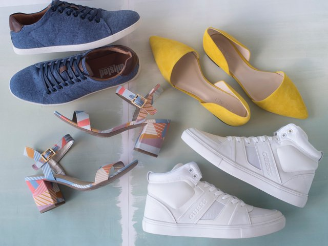 A 2/27 - SPRING PREVIEW: Shop Shoes