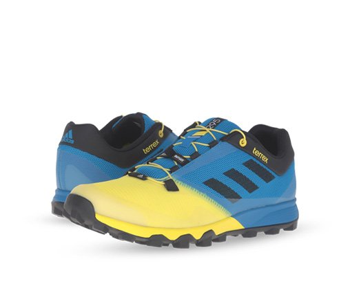 B 2/27 - Blue And Yellow adidas Outdoor