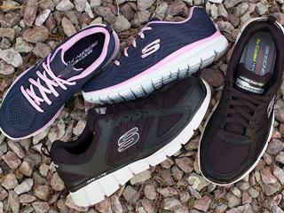 $35封顶!仅限今日!精选Skechers休闲鞋、运动鞋大促!
