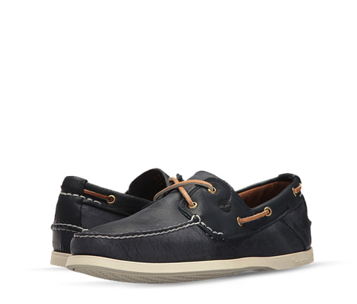 B 4/28 - Timberland Men's Boat Shoes