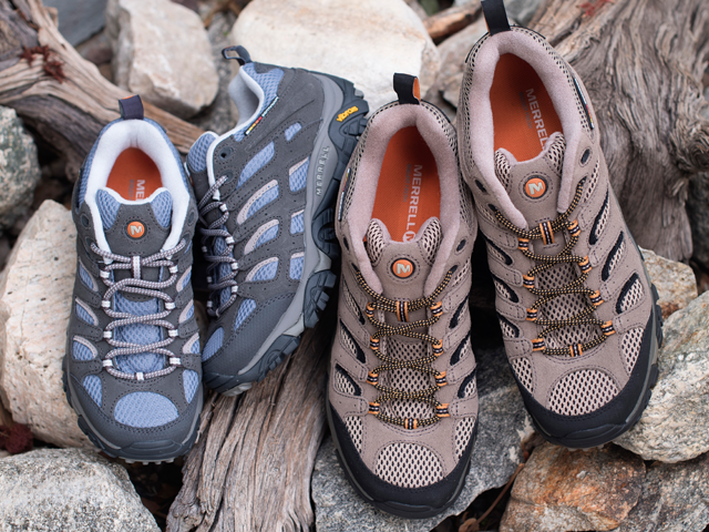 A 4/28 - Merrell Hiking Shoes