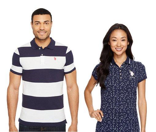 B 5/1 - U.S. POLO ASSN. Polo Shirt