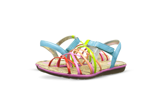 B 5/22 - Stride Rite Kids Sandals