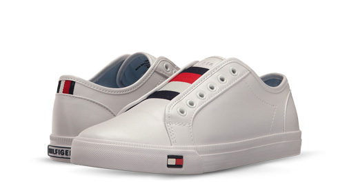 B 5/22 - Tommy Hilfiger Logo Sneakers