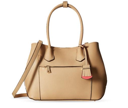 B 5/24 - ALDO Beige Handbag