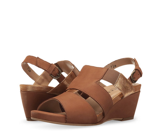 B 5/24 - Sesto Meucci Tan Sandals