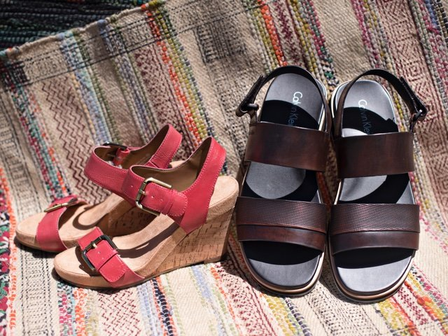 A 6/21 - Summer Essentials: Fashion Sandals