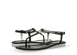 Cole Haan Women's Black Summer Sandals