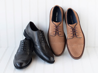 Cole Haan And Bruno Magli Oxfords