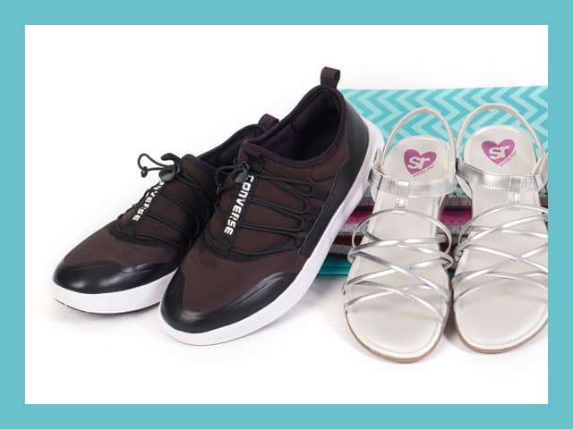 A 7/5 - MICHAEL Michael Kors Kids, Converse Kids And Stride Rite Kids