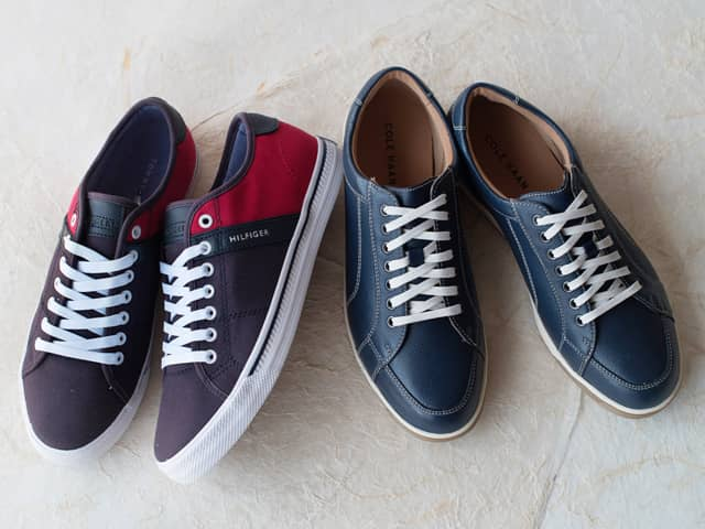 A 7/19 - Tommy Hilfiger And Cole Haan Men's Shoes