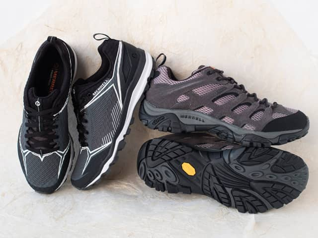 A 7/26 - Merrell Hiking Shoes