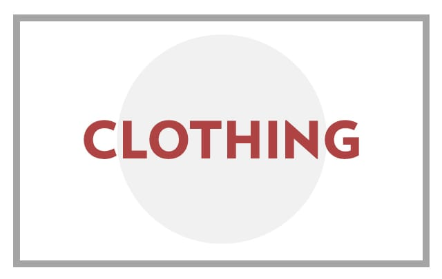 A 8/21 - End Of Season Clearance: Clothing
