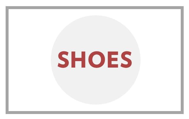 A 8/21 - End Of Season Clearance: Shoes