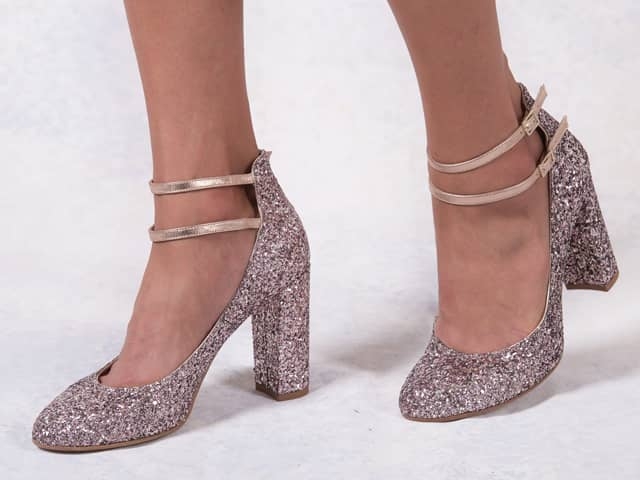 A 11/17 - Shop Women's Holiday Party Shoes