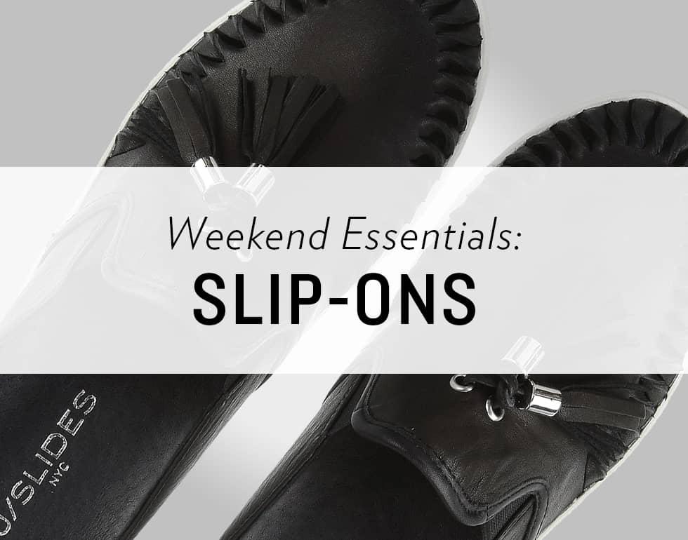 B 2/16 - Shop Slip-Ons