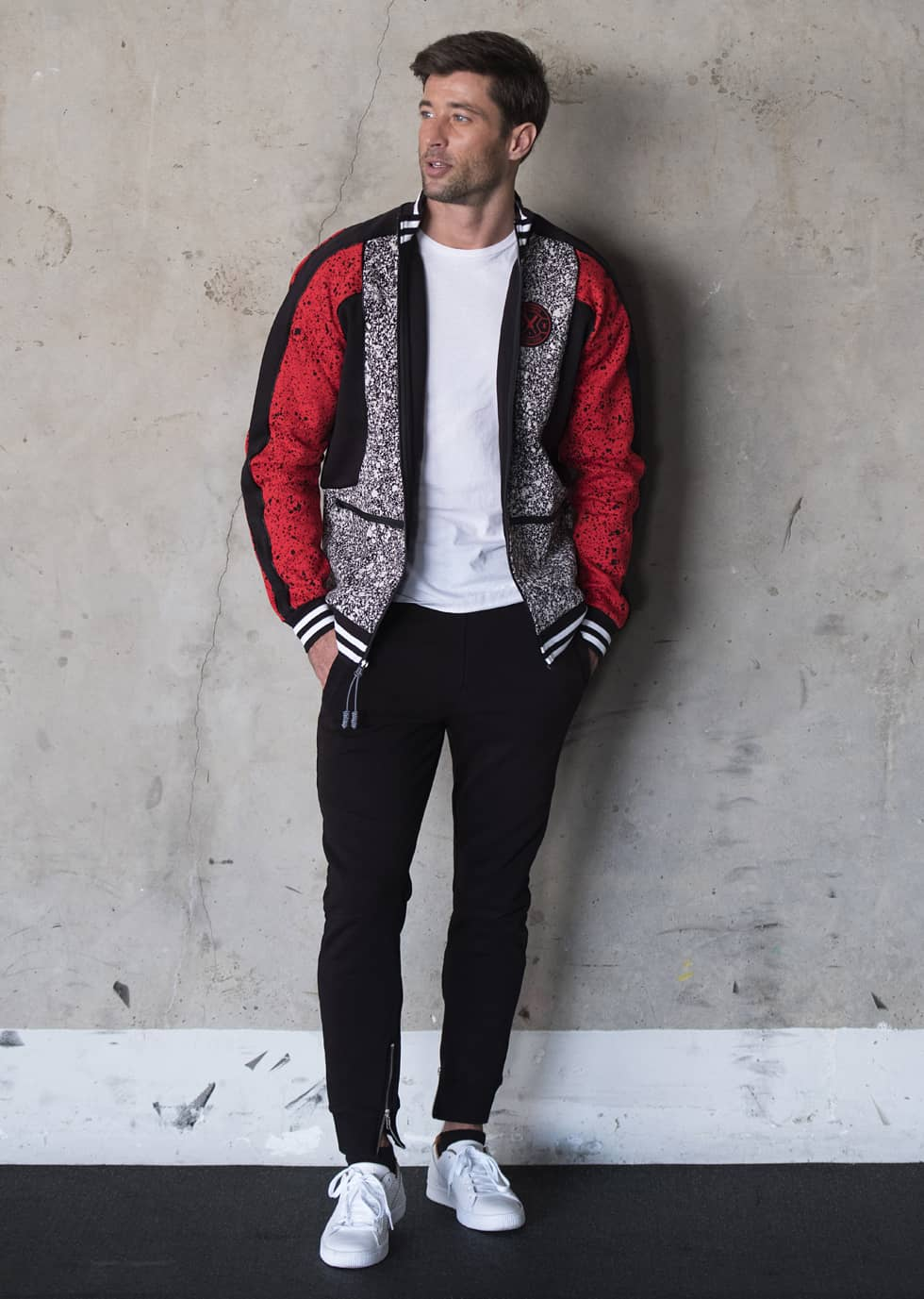 A 2/20 - Shop Men's Athleisure