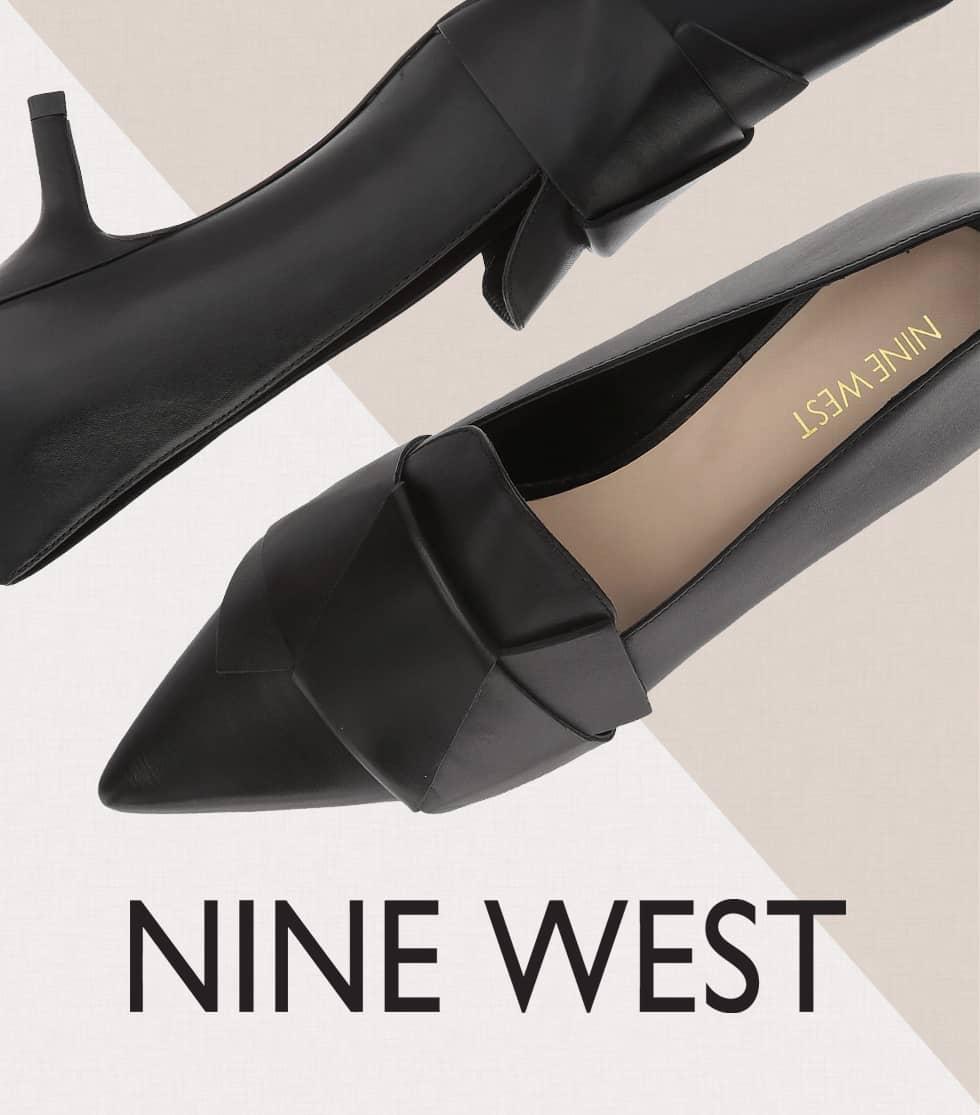 凯特王妃也中意的Nine West鞋包限时大促!低至$15!