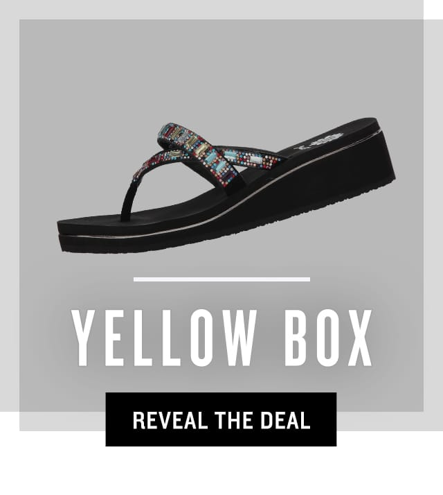 Shop Yellow Box Mystery Deal