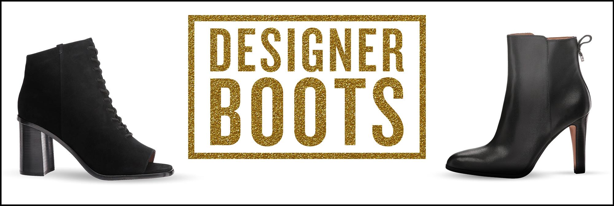 Shop Designer Boots