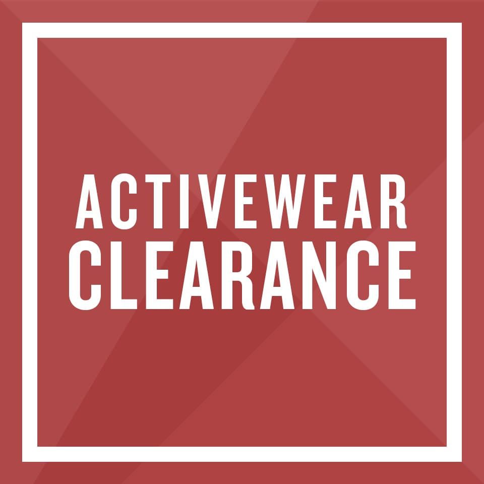 Shop Activewear Clearance