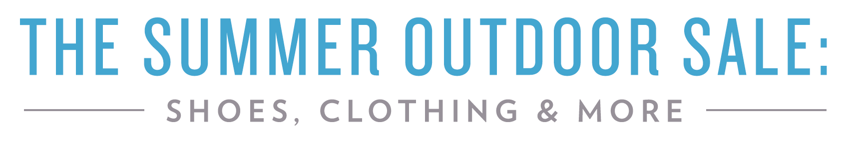 Shop All Outdoor Sale