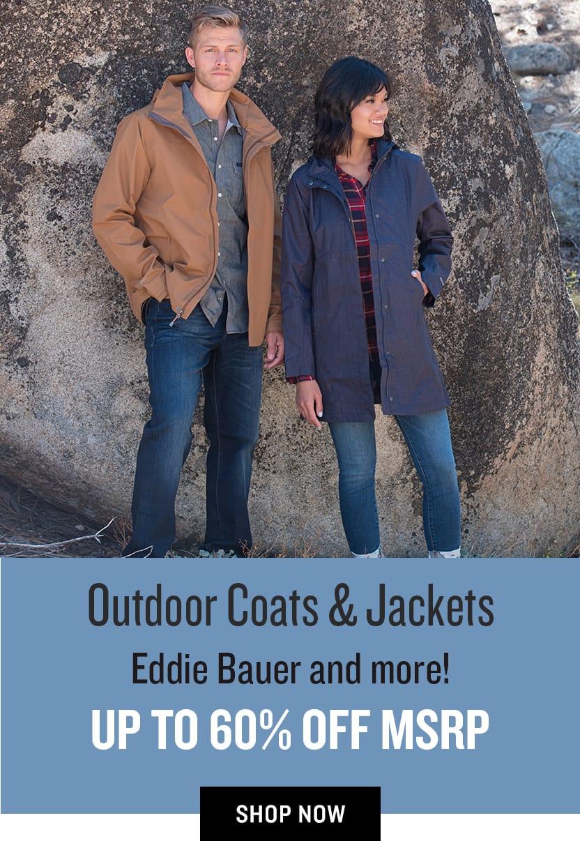 Shop Outdoor Coats & Jackets