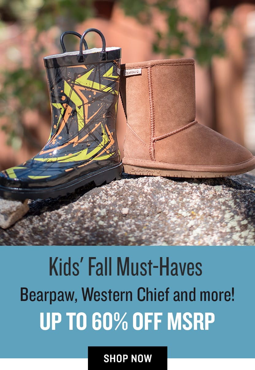Shop Kids' Fall Must-Haves